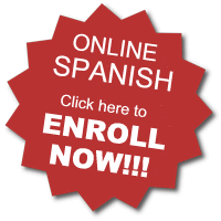 Online Spanish Classes Registration